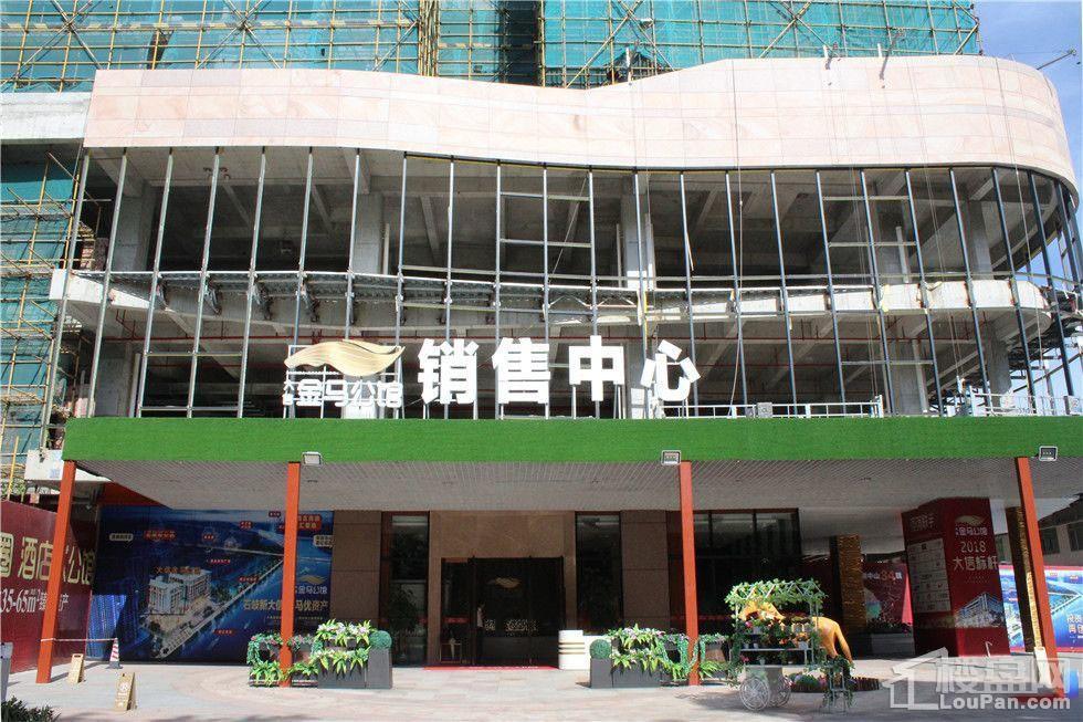 大信·金马公馆高清实景图