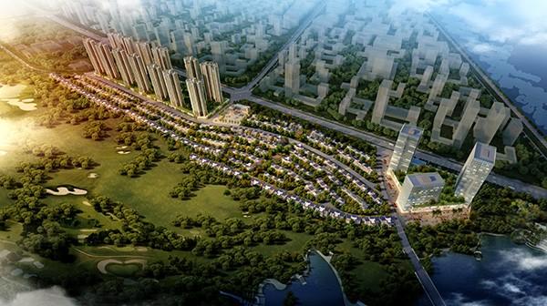 为您推荐湘江富力城