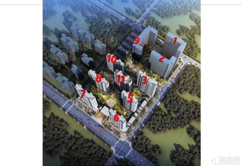 禧悦湾 位置图