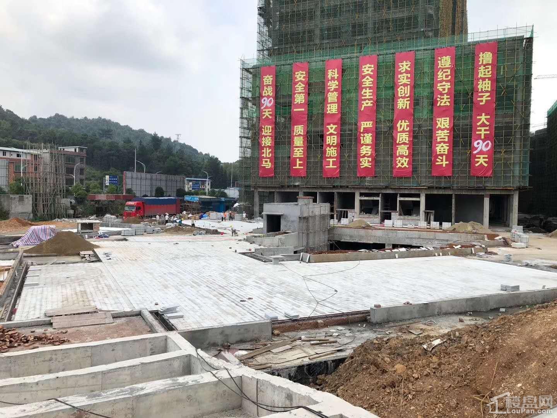 华泰城8月实景图