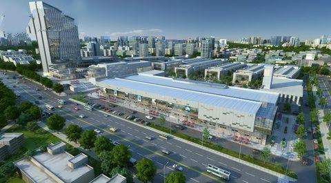 丽水楼盘:丽水国际车城均价6800元/平米