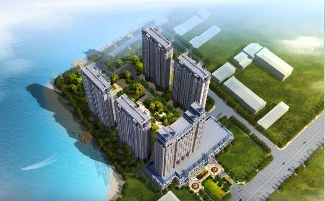 大庆明湖公馆纯现房发售 全款96贷款98