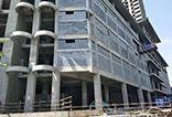 【德贸·河东国际】工程进度:A栋公寓已封顶,二次结构全面启动