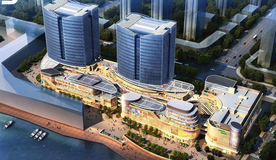 拱宸桥 运河畔 一站式综合体 运河新地标