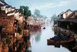 嘉兴嘉善与上海双城规划