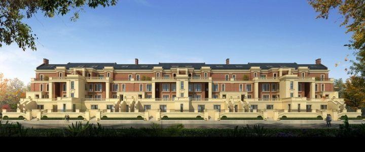 甘区万科八栋墅项目加推2#楼