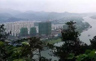 黄山中心城区新安月桥最新进展 计划年内开