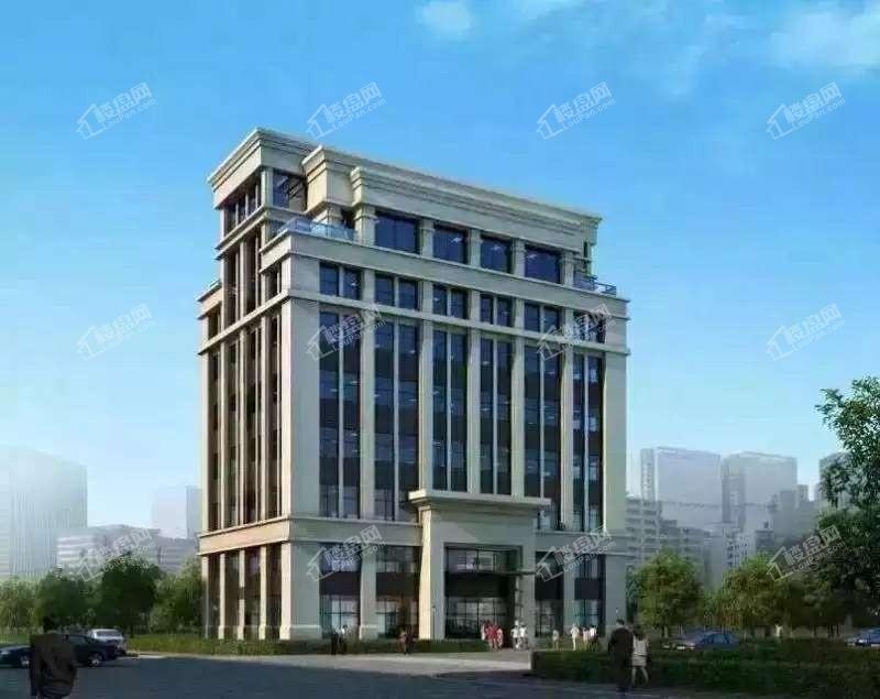 低价出售4000平米独栋办公楼