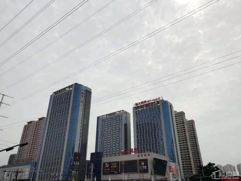 和佳商业广场实景图