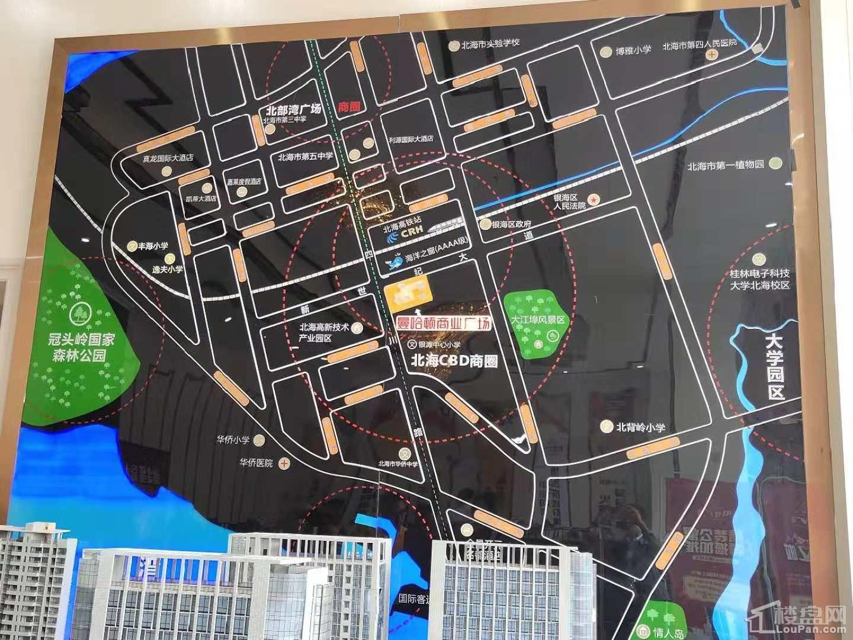 和佳商业广场区位图