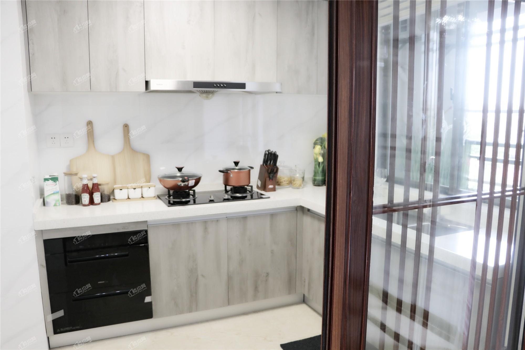 龙门馨园一期1、2、3号楼A1、A2户型厨房