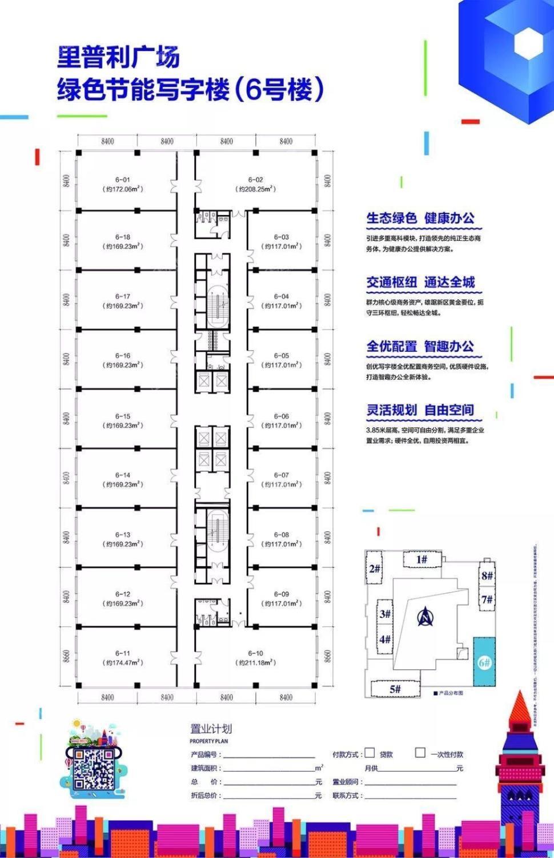 里普利广场LOFT公寓(6号楼)
