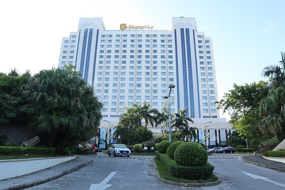 北部湾一号周边配套-香格里拉大酒店