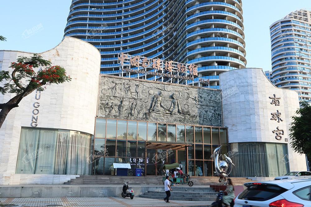 北部湾一号周边配套-南珠博物馆