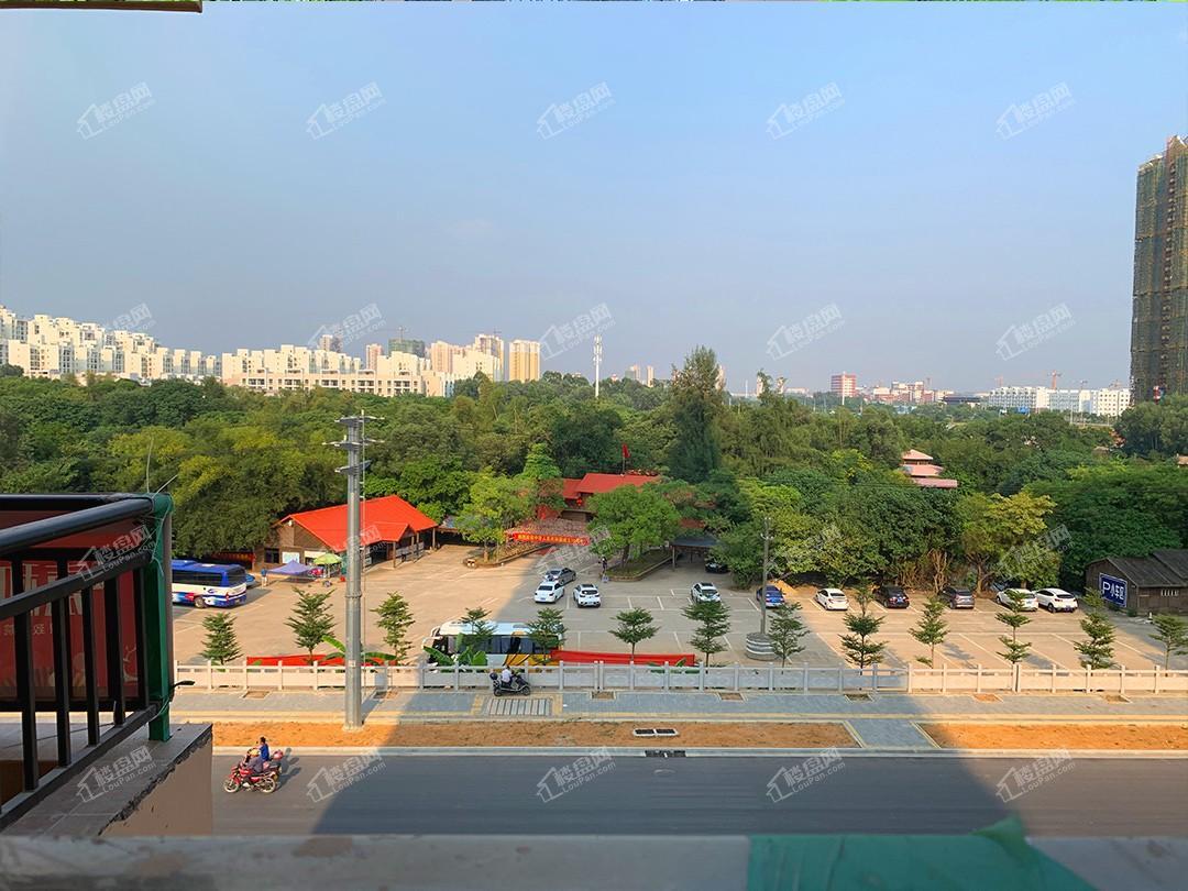 嘉和万世小区对面大江埠风景区入口