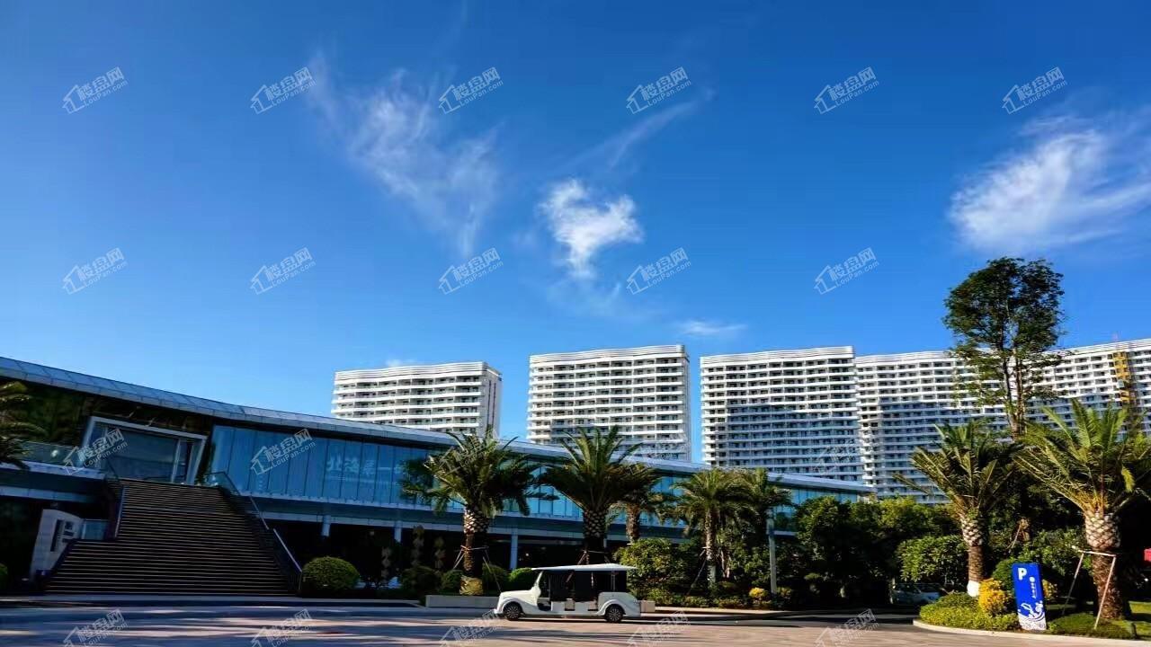 中信国安北海第一城一号地块实景图1