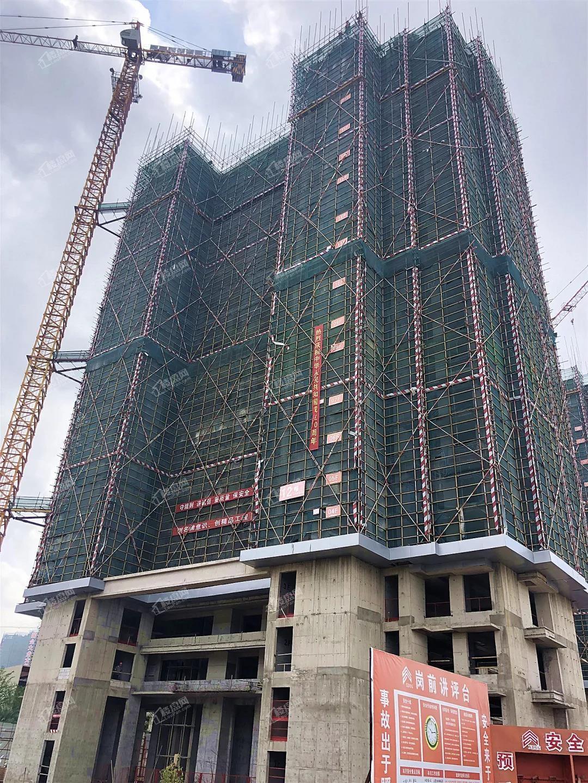 北海吾悦广场10月工程12#楼