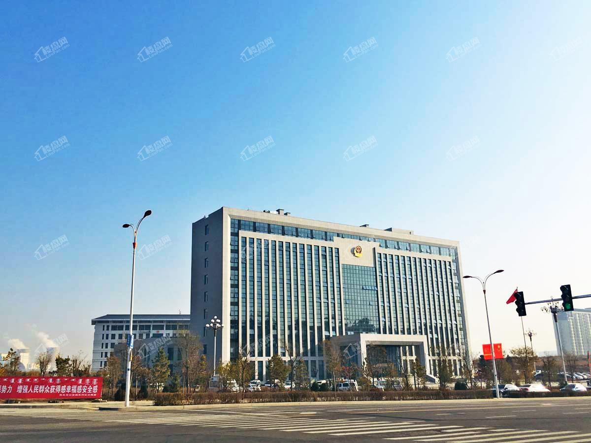 东河区公安分局(在建)