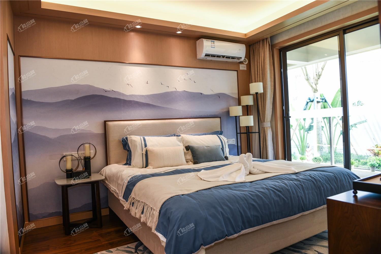 融创海映兰屿C户型卧室