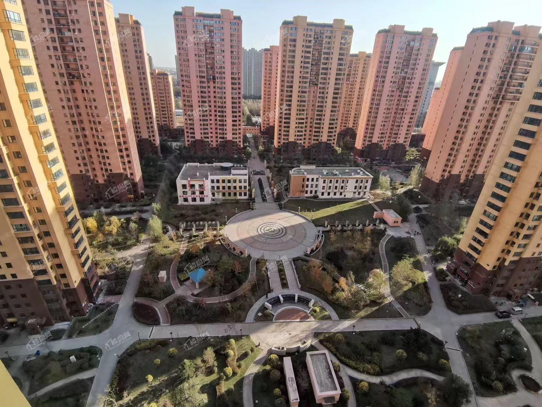 尚东辉煌城实景图