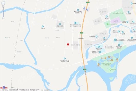 天玖·澜湾墅电子地图
