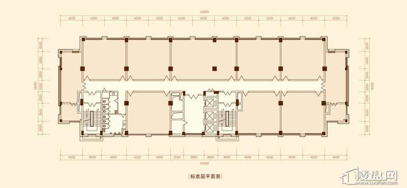 天邑国际户型图