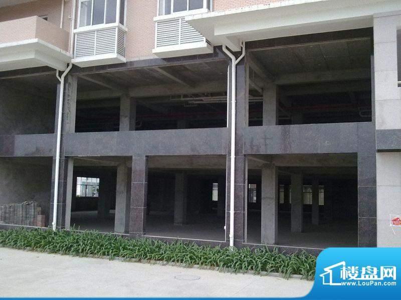 联丰水岸豪园一二层商场实景图(201010
