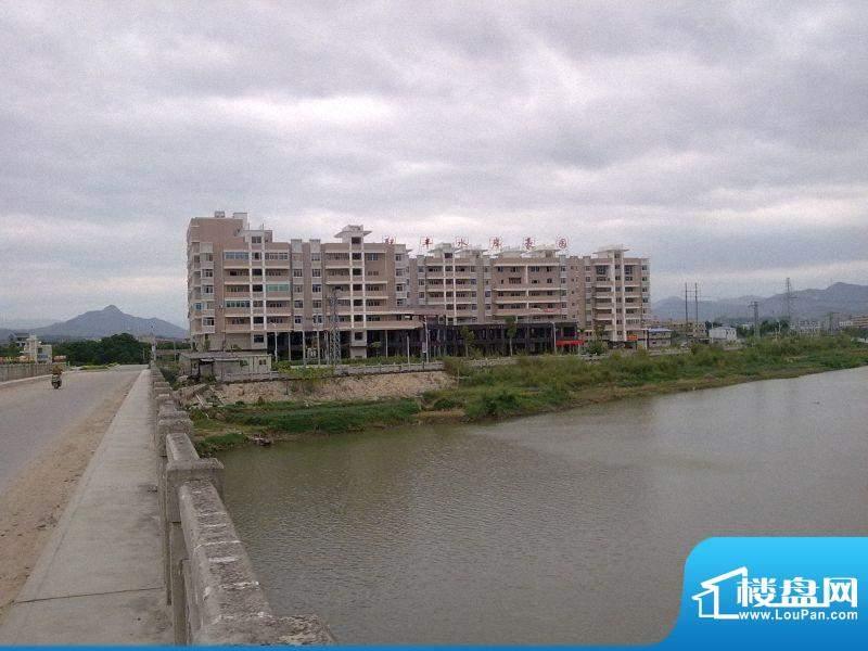 联丰水岸豪园一期外景图(20101020)