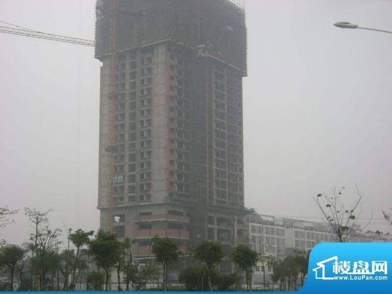 光华大厦项目施工实景图(2012-03-14)