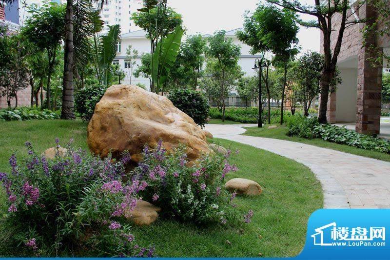 华杰·赫尔馨居项目园林实景20111203