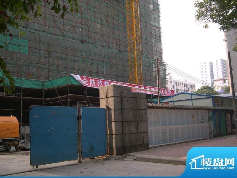 德丰大厦小区外景2011-1-1