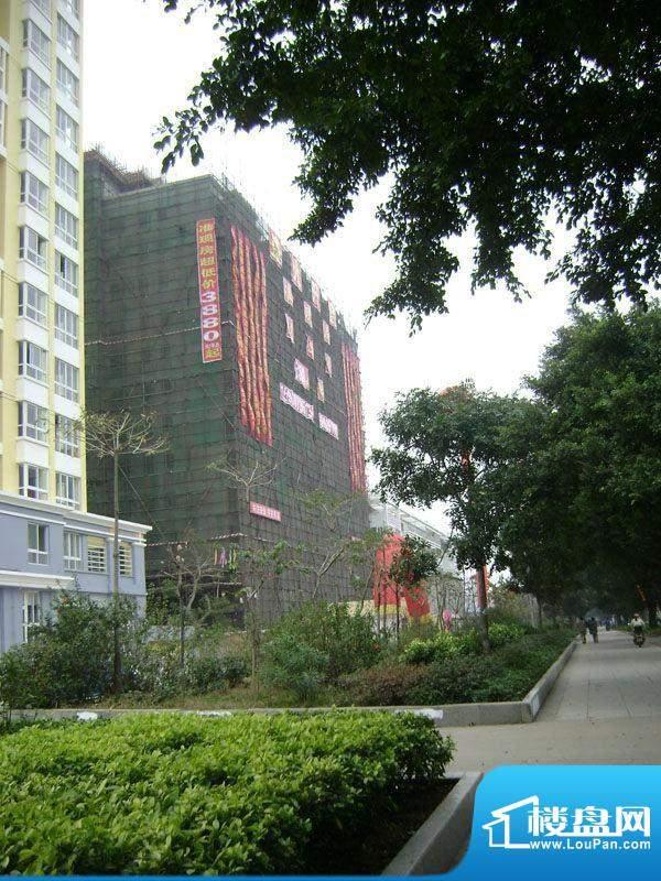 诚安公寓外景图20101221