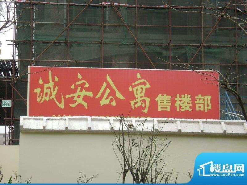 诚安公寓项目售楼部(2011-03-03)