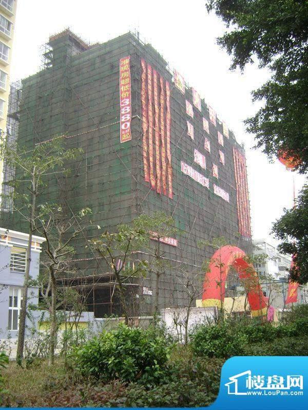 诚安公寓全景实景图(2010-12-21)