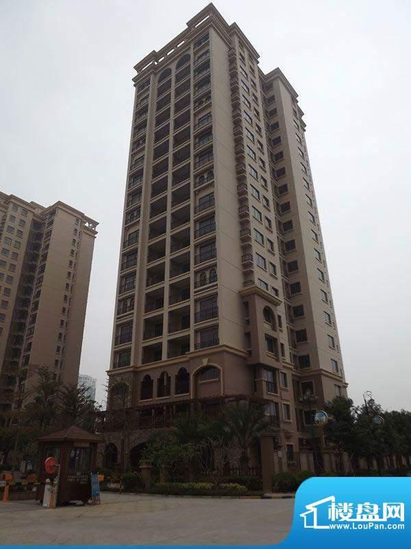 迪亚小城项目高层实景图20120302
