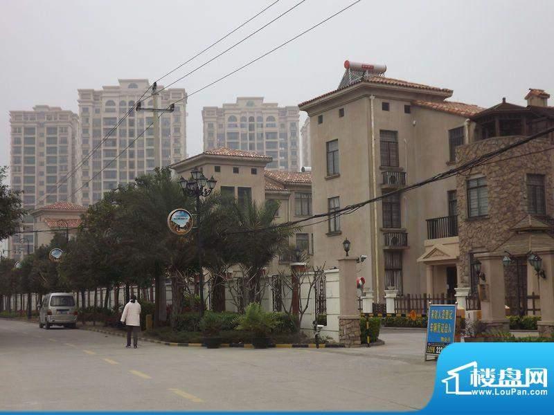 迪亚小城项目外景图20120313