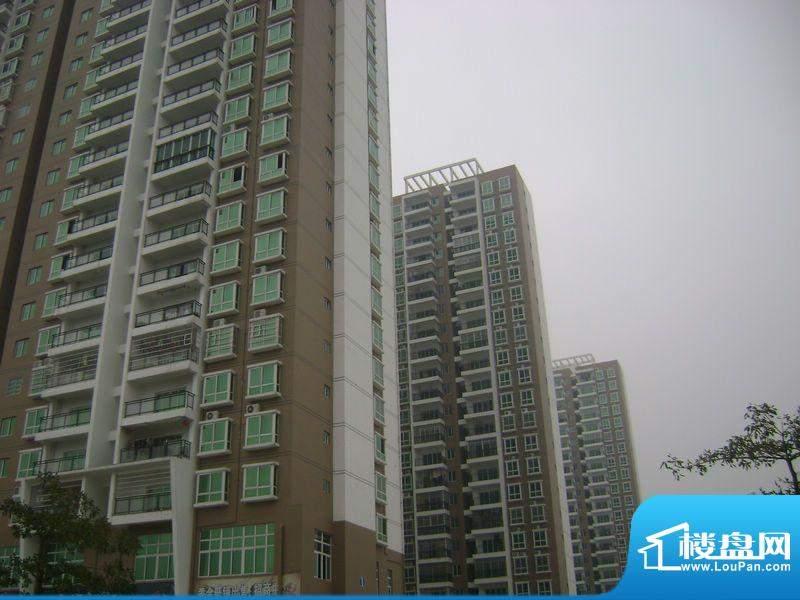 东峰锦绣城项目实景图20120314