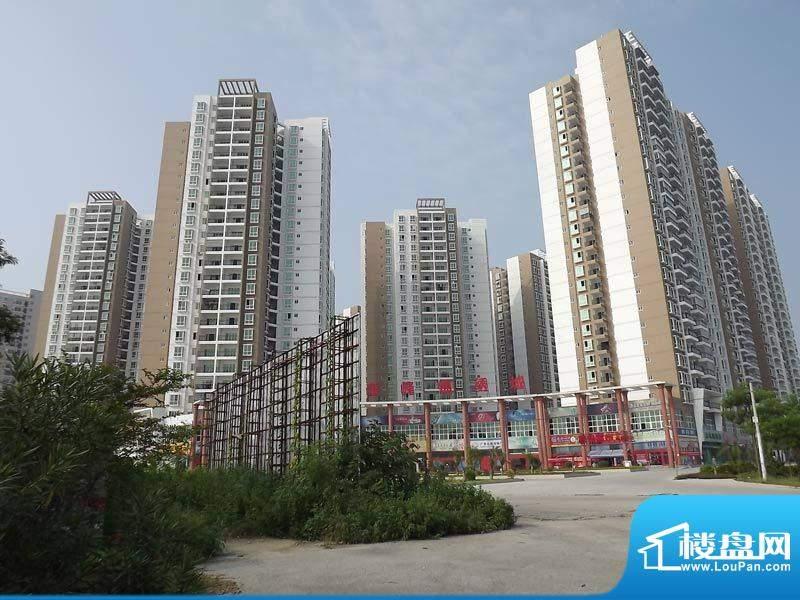 东峰锦绣城项目实景20110828