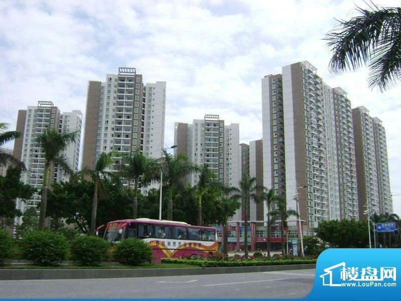 东峰锦绣城项目全景实景20110625