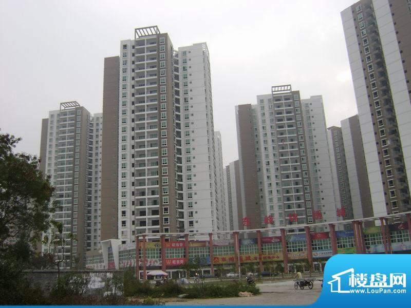 东峰锦绣城外景图(2010-12-21)