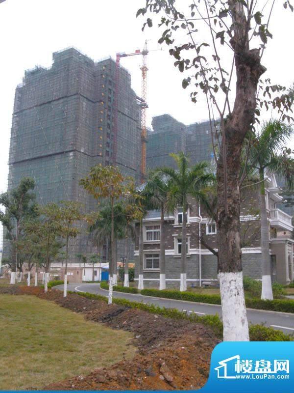 白金瀚宫公寓远景20110112