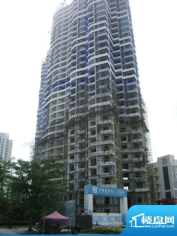 千佰渡项目施工全景实景20110625