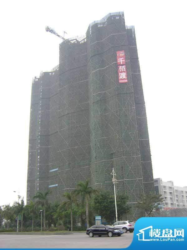 千佰渡小区外景全景20101216