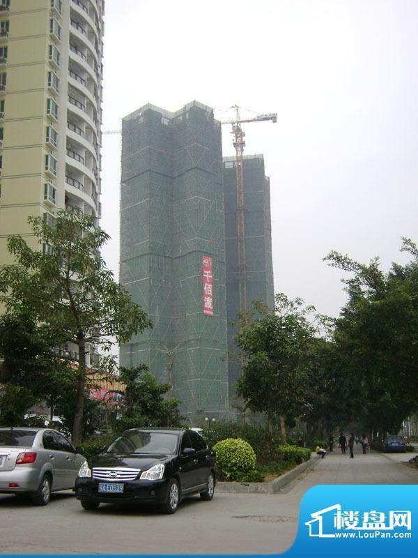 千佰渡小区外景20101216