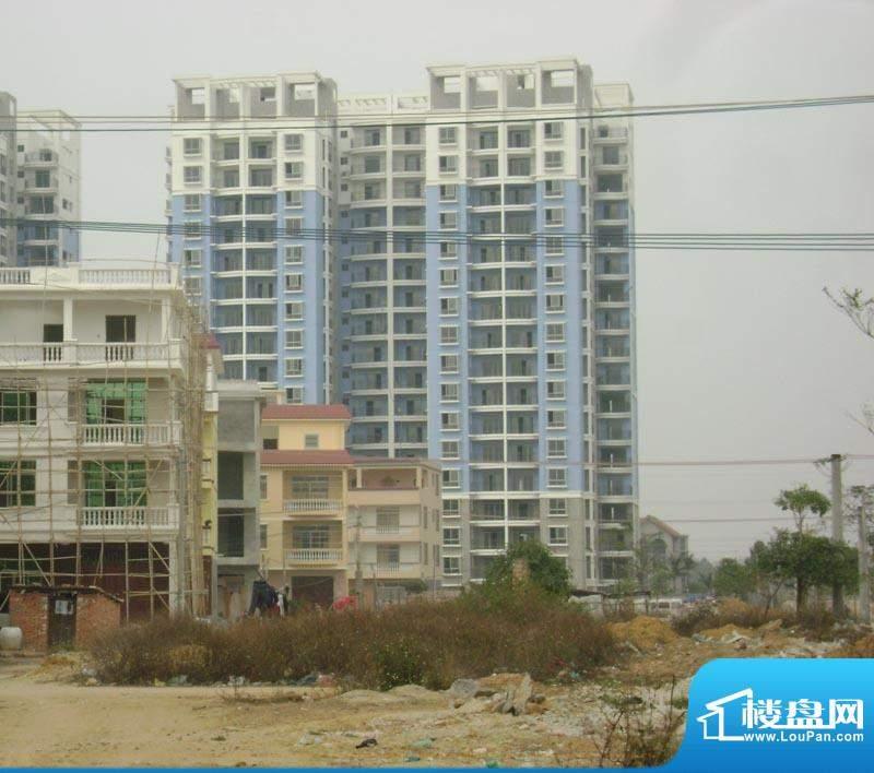 银滩融鑫苑小区远景20110127