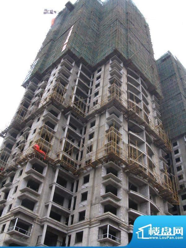 锦绣湾花园小区楼盘实景20110112
