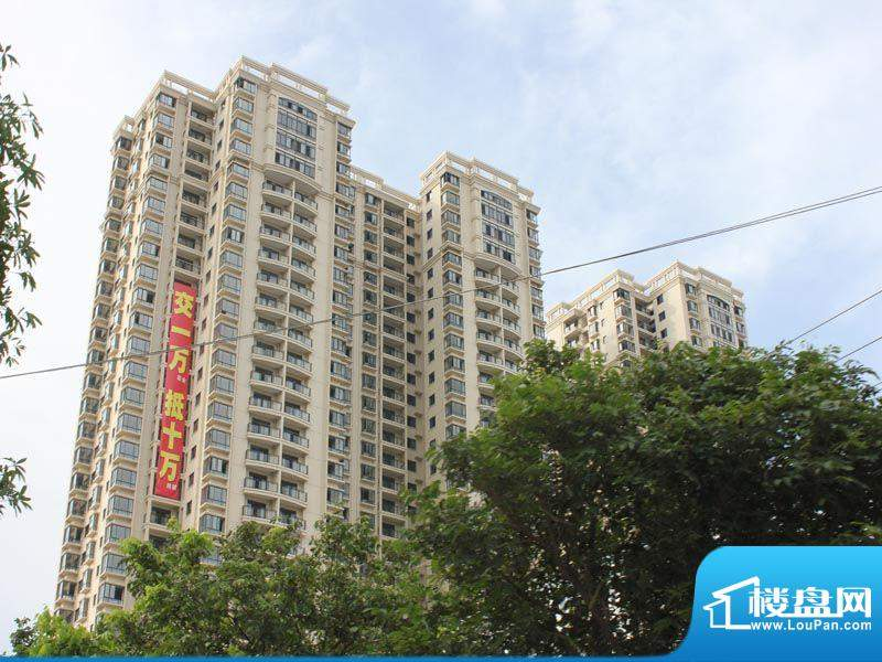 锦绣湾花园小区外景图2012.0723