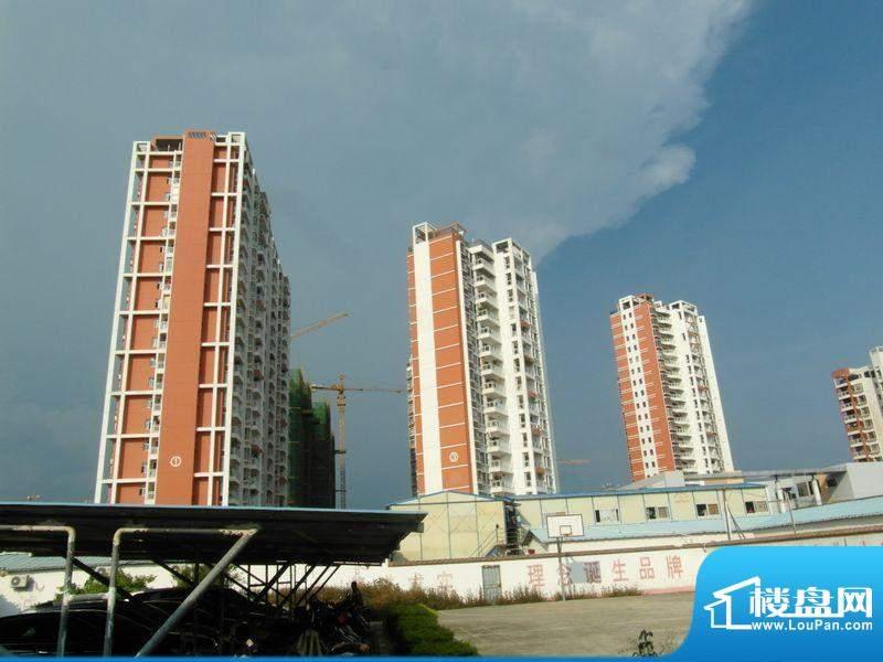北海国际新城项目一期实景20120803