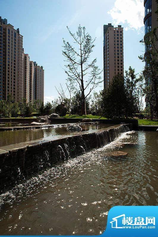 东湖湾小区实景图2012.07