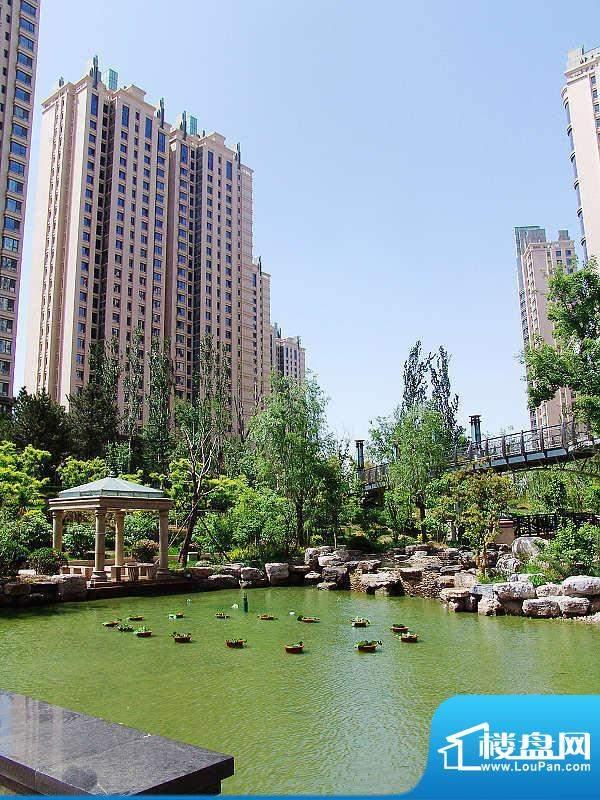 东湖湾楼座实景图2012.07